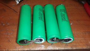 Как осуществляется замена аккумуляторов в шуруповерте на литиевые