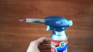 Как правильно выбирать газовые баллоны для горелок