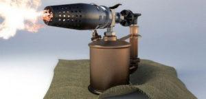 Чем заправить паяльную лампу