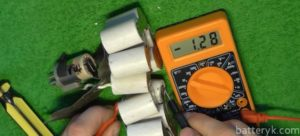 Как правильно проверить аккумулятор шуруповерта мультиметром