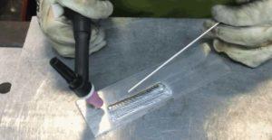 Пошаговая сварка алюминия в домашних условиях