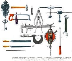 Какие бывают слесарные инструменты, их особенности